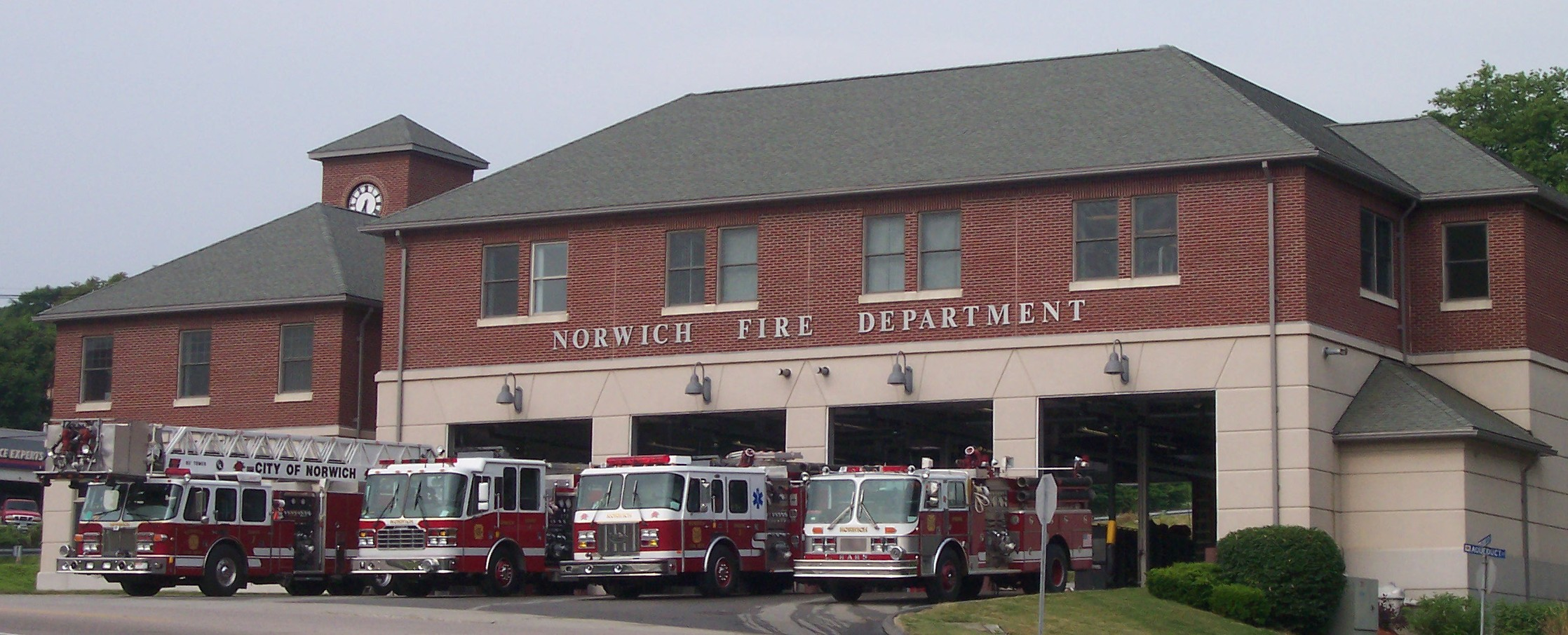 City of Norwich HQ